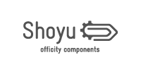 Shoyu logo et baseline